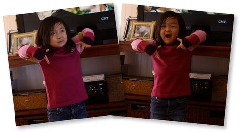 Lisa Blog KOKO Living Korean American Mommy baby girl
