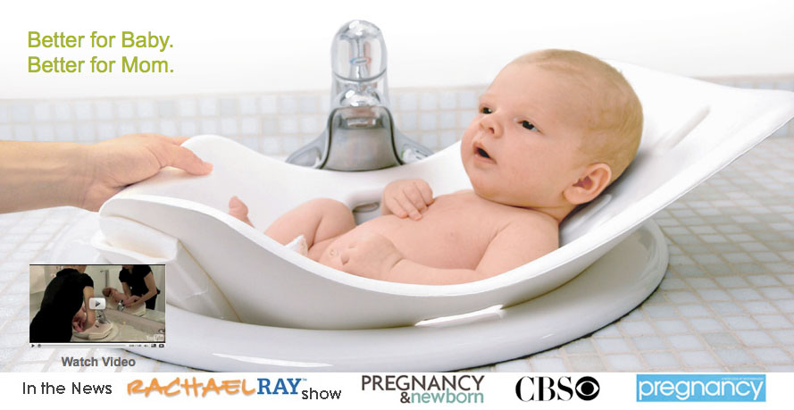 Baby - Korean American Baby: Bath Time