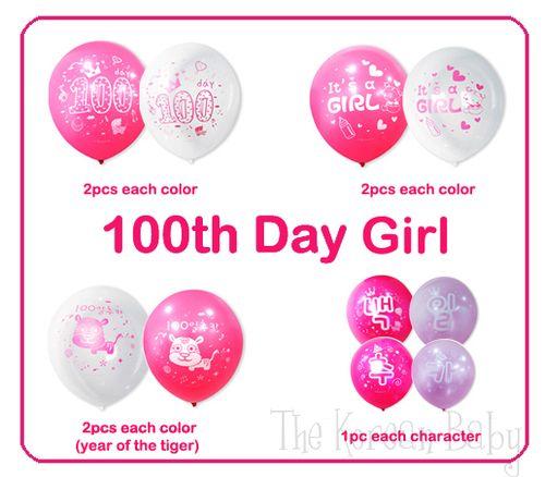Balloon girl_100th