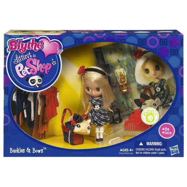 The New Blythe Doll Amp The Littlest Pet Shop Hasbro