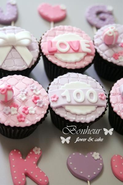 100 cupcake 2