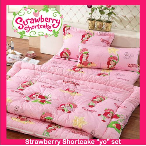 Strawberry shortcake yo set