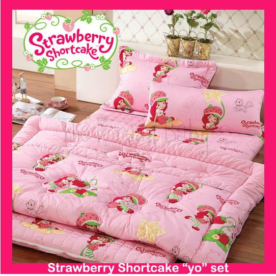 Baby Korean American Baby Strawberry Shortcake Yo