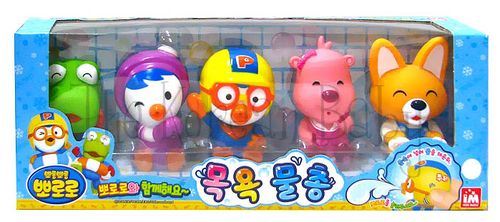 Pororo bath watergun1