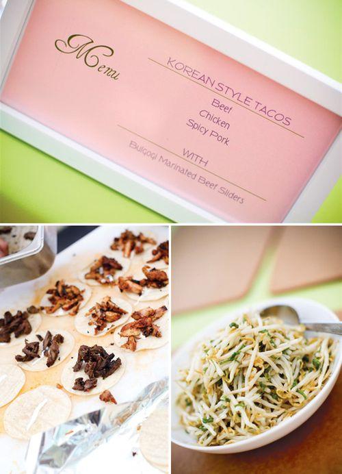 Cultural-first-birthday-celebration-food-menu-korean-tacos-6